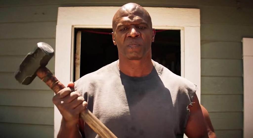 John Henry': Seminal American hero update pits Terry Crews' sledgehammer  against gangs - Cambridge Day